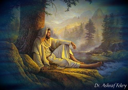 Cuando el Maestro deseaba ir a las montañas para ocuparse de los asuntos del Padre