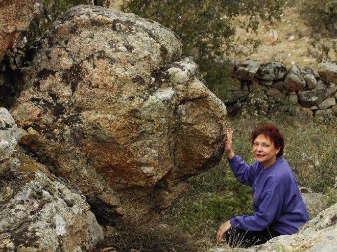 la amigabilidad puede existir incluso con una roca