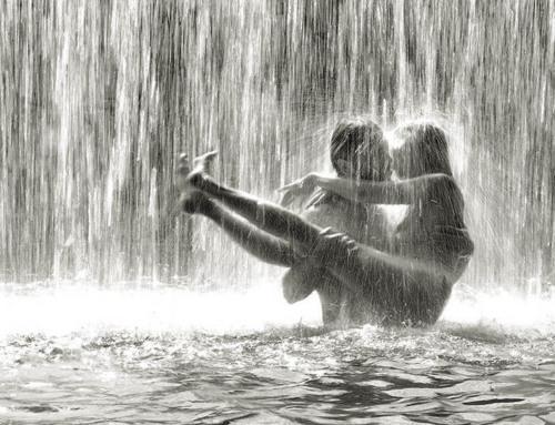 El amor es eternidad. Si existe, irá aumentando cada vez más. El amor tiene principio pero no tiene final