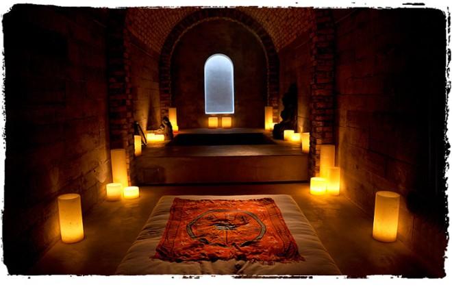 Antiguamente la magia sexual era enseñada en secreto, en los templos de iniciación