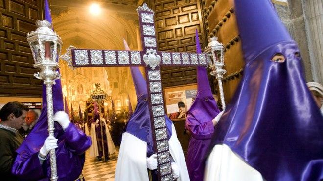Paso de Nuestro Padre de la Paciencia, Granada.